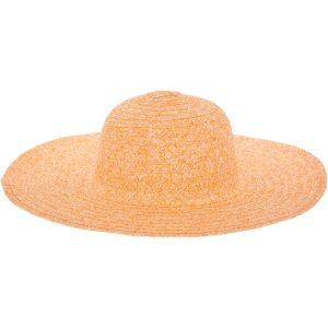 Light Pink Straw Hat