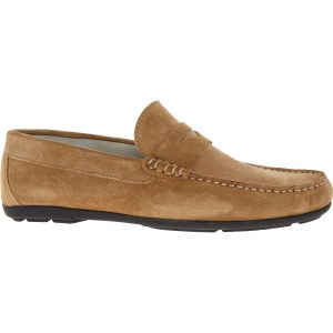 Sand Leather Moccasin